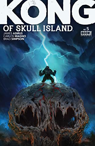 Kong of Skull Island No.5