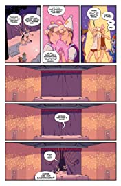 The Backstagers #4 (of 8)