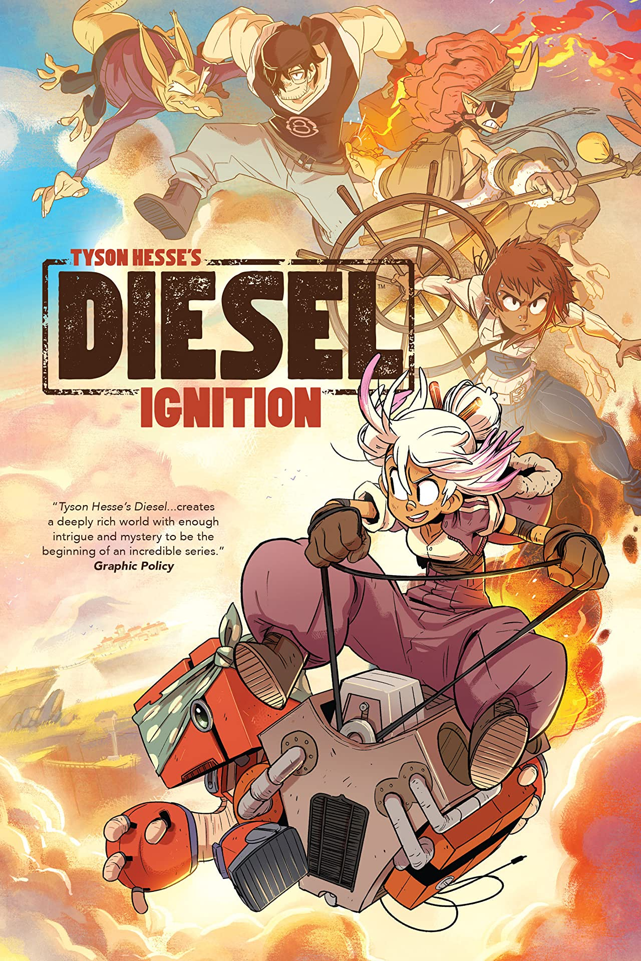 Tyson Hesse's Diesel: Ignition