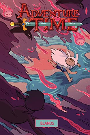 Adventure Time Tome 8: Islands