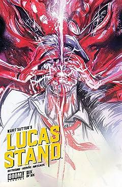 Lucas Stand No.6