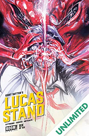 Lucas Stand #6