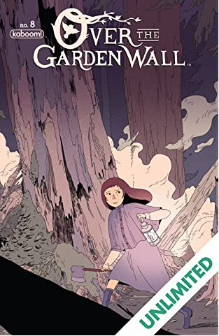 Over The Garden Wall (2016-) #8