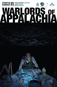 Warlords of Appalachia #2 (of 4)
