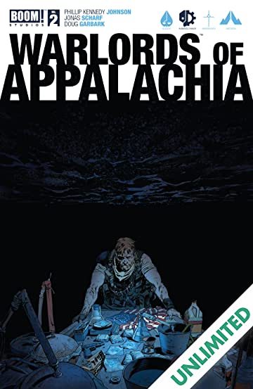 Warlords of Appalachia #2 (of 4)