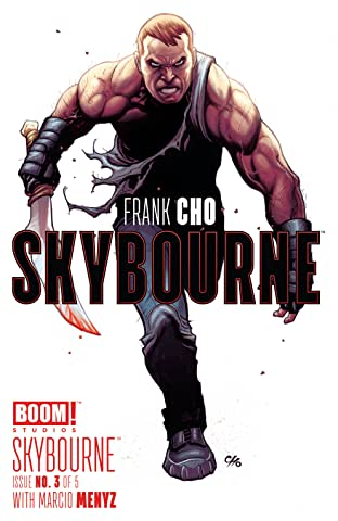 Skybourne #3 (of 5)