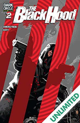 The Black Hood: Season 2 #2