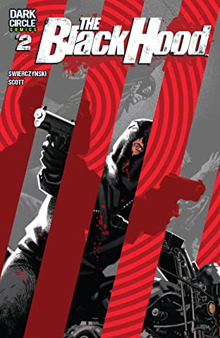 The Black Hood: Season 2 No.2