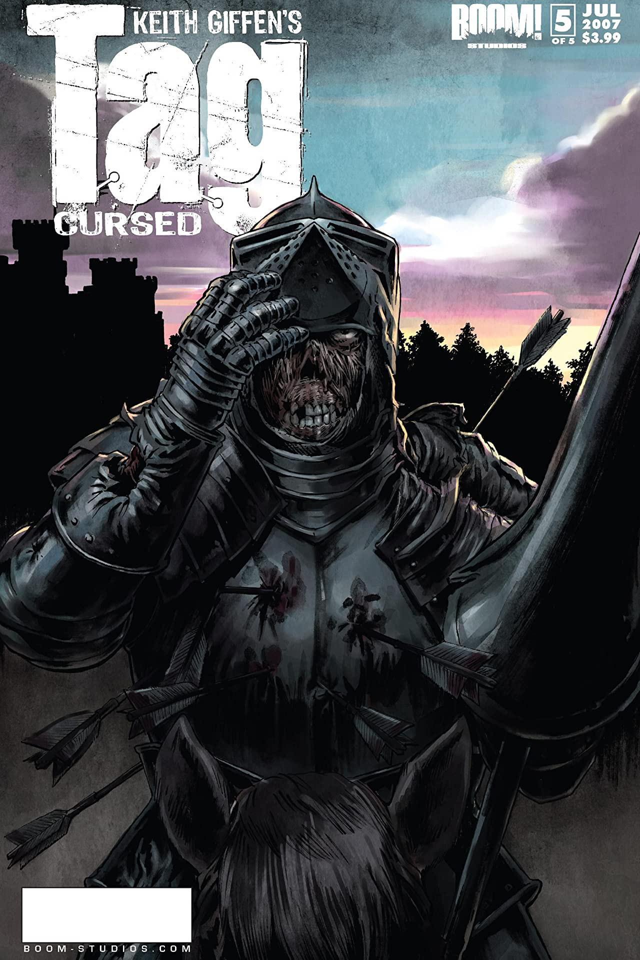 Tag: Cursed #5 (of 5)