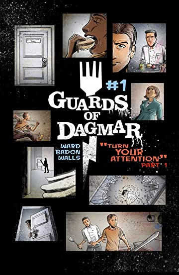 Guards of Dagmar #1