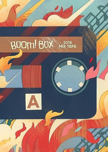 BOOM! BOX 2016 Mix Tape