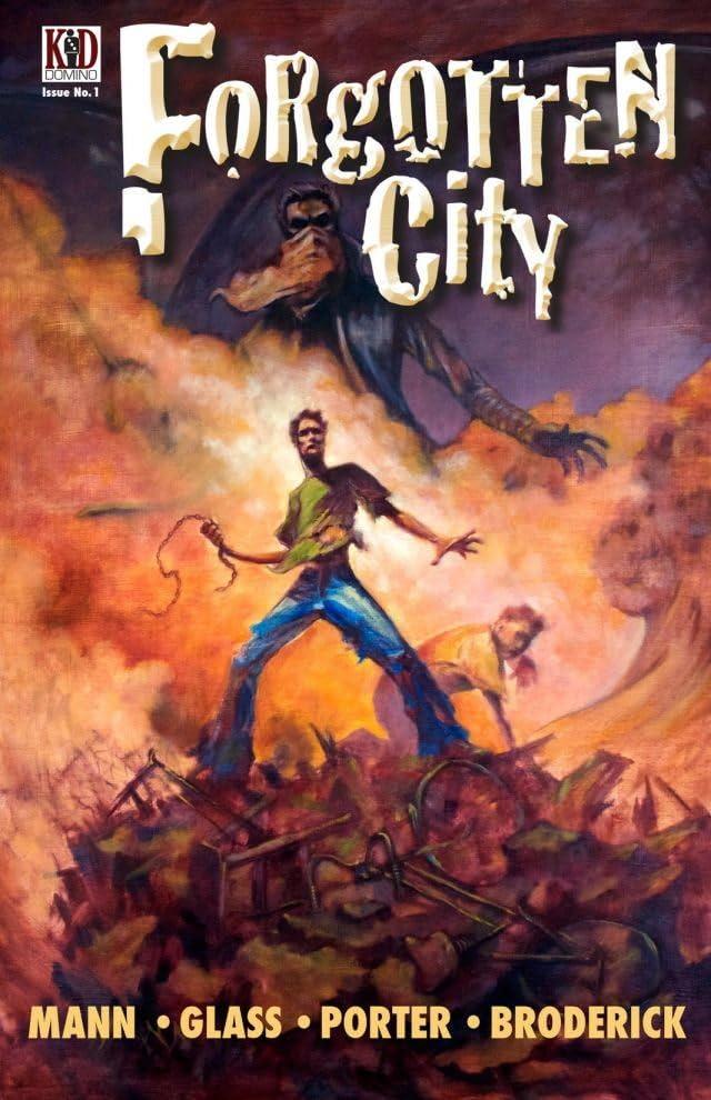 Forgotten City #1