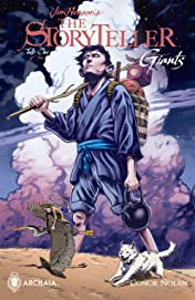 Jim Henson's The Storyteller: Giants #1 (of 4)