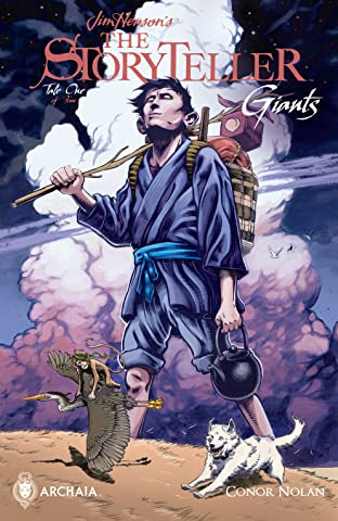 Jim Henson's Storyteller: Giants #1