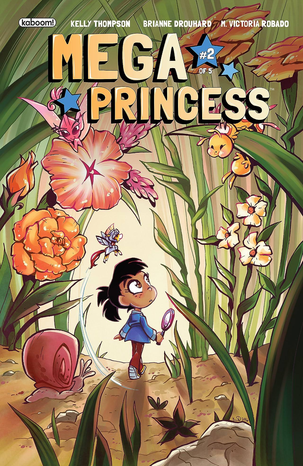 Mega Princess #2 (of 5)