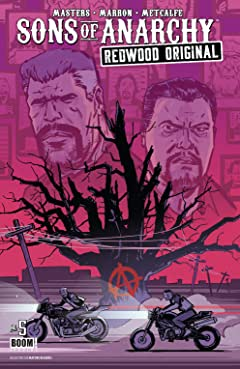 Sons of Anarchy: Redwood Original No.5