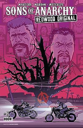 Sons of Anarchy: Redwood Original No.5