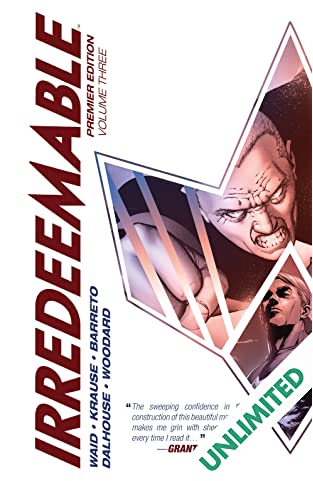 Irredeemable Premier Vol. 3