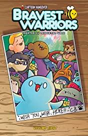 Bravest Warriors Vol. 8