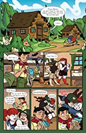 Lumberjanes #33
