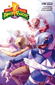 Mighty Morphin Power Rangers #10