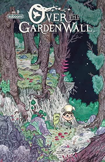 Over The Garden Wall (2016-) #9