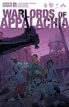 Warlords of Appalachia #3 (of 4)
