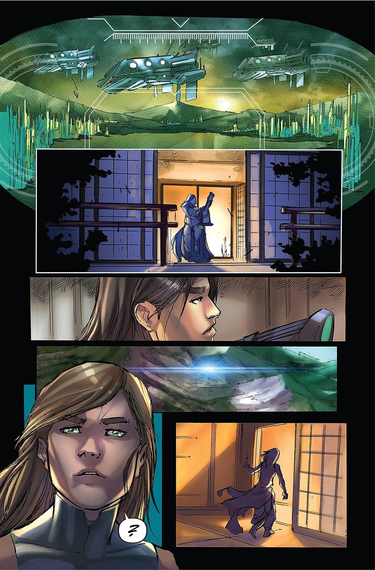 Atlantis: The Last Survivor: Episode 1