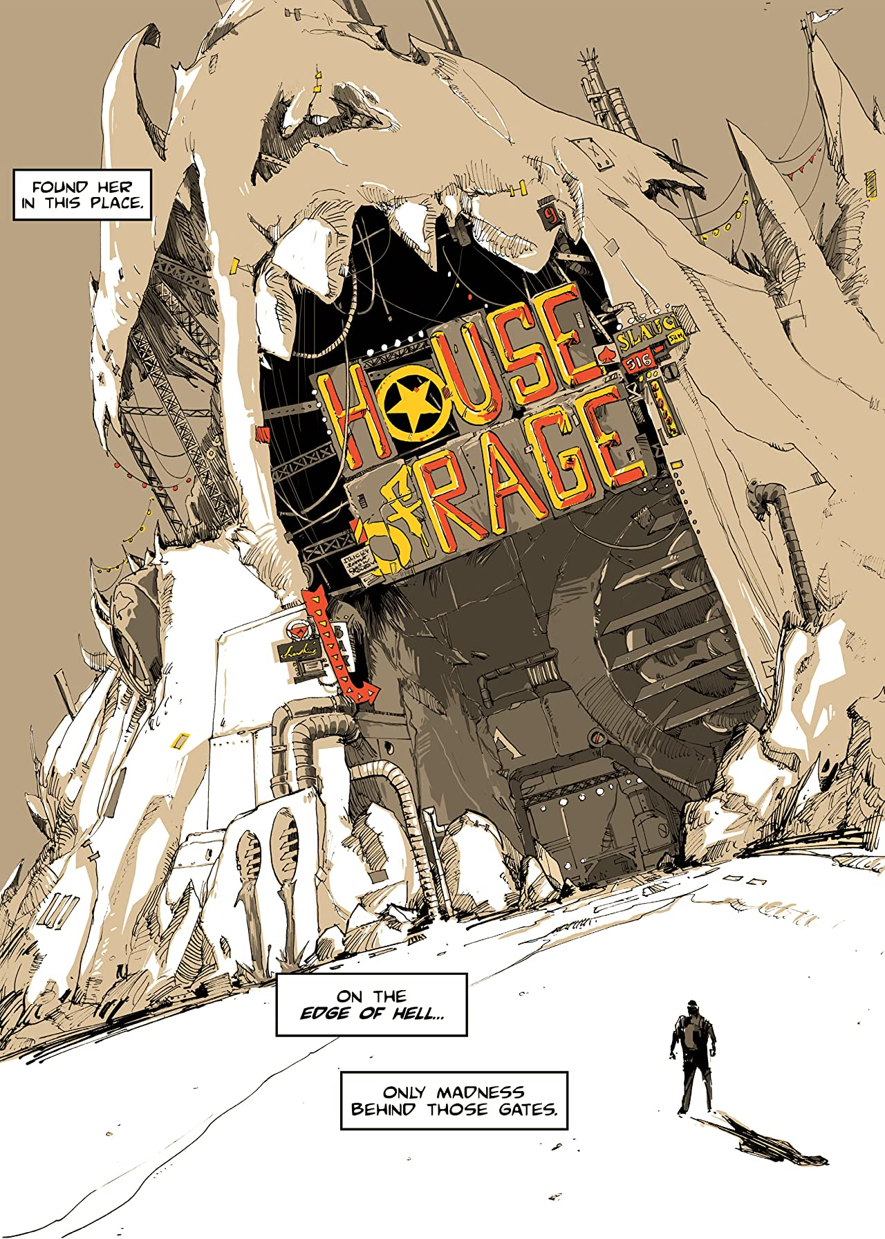 House of Rage #1
