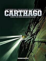 Carthago Tome 1: The Fortuna Island Lagoon