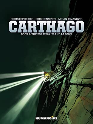 Carthago Tome 1: The Fortuna Island Lagoon