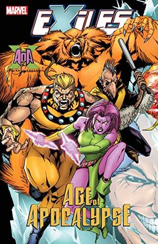 Exiles Vol. 10: Age of Apocalypse