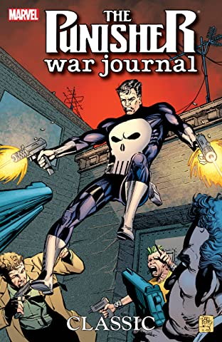 Punisher War Journal Classic Tome 1