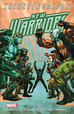Secret Invasion: New Warriors