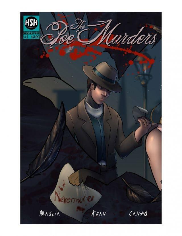 The Poe Murders #1
