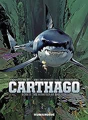 Carthago Tome 3: The Monster of Djibouti