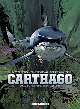 Carthago Tome 3: The Monster of Djibouti
