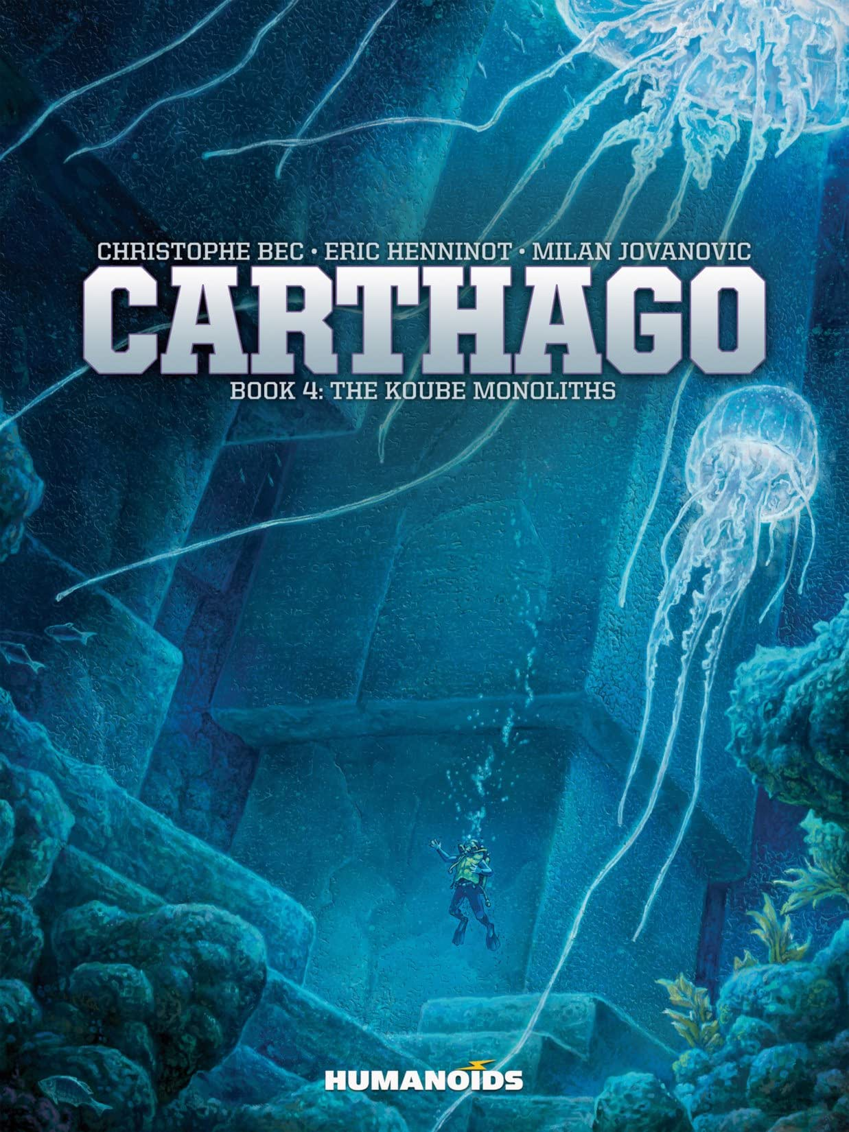 Carthago Vol. 4: The Koube Monoliths