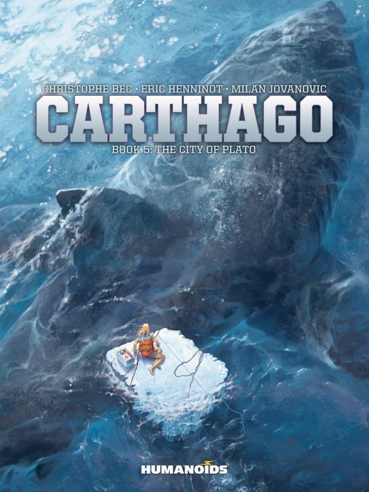 Carthago Vol. 5: The City of Plato