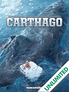 Carthago Vol. 5: The City of Plato
