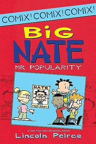 Big Nate Comix Tome 4: Mr. Popularity