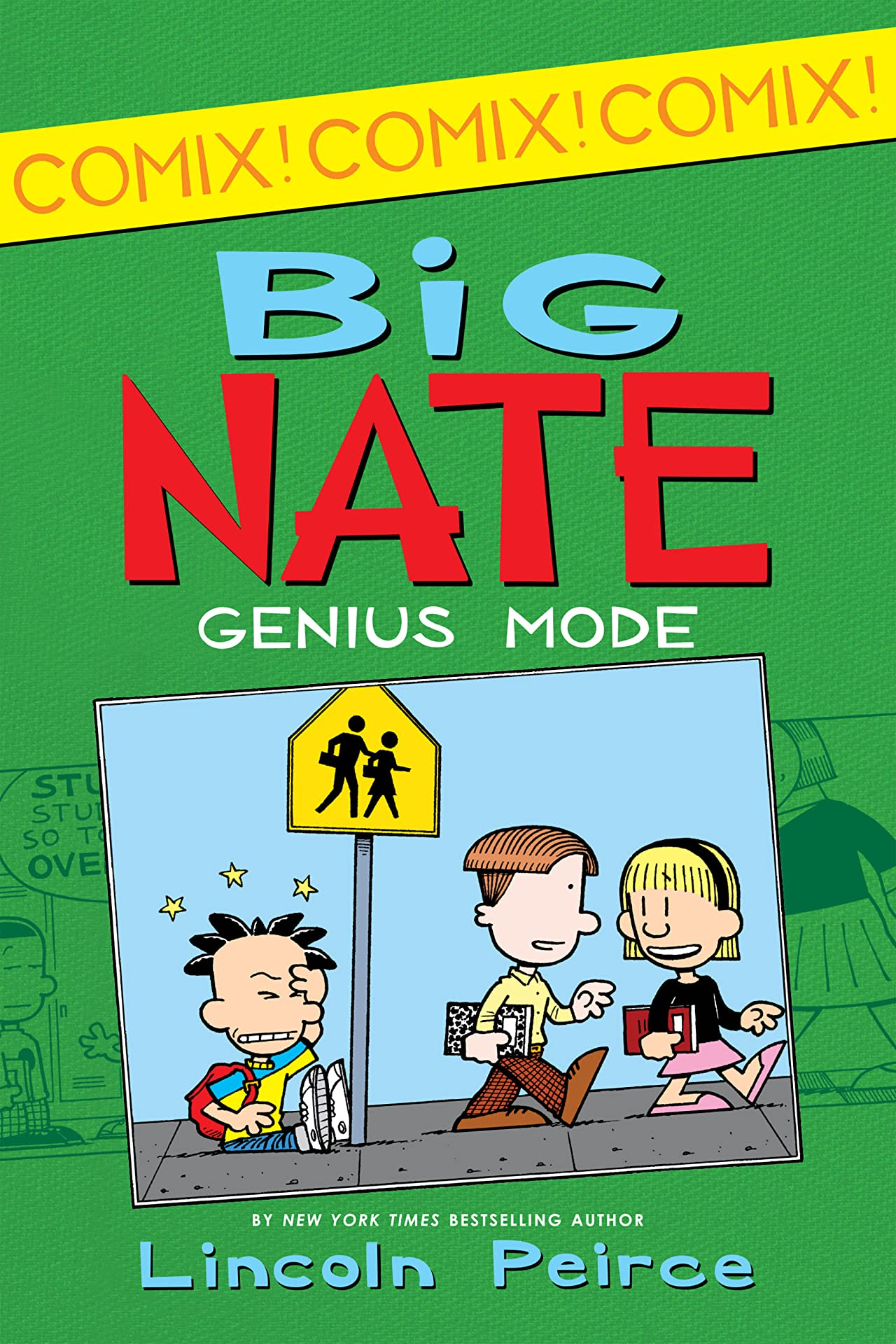 Big Nate Comix Vol. 3: Genius Mode
