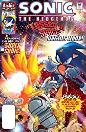 Sonic the Hedgehog #126