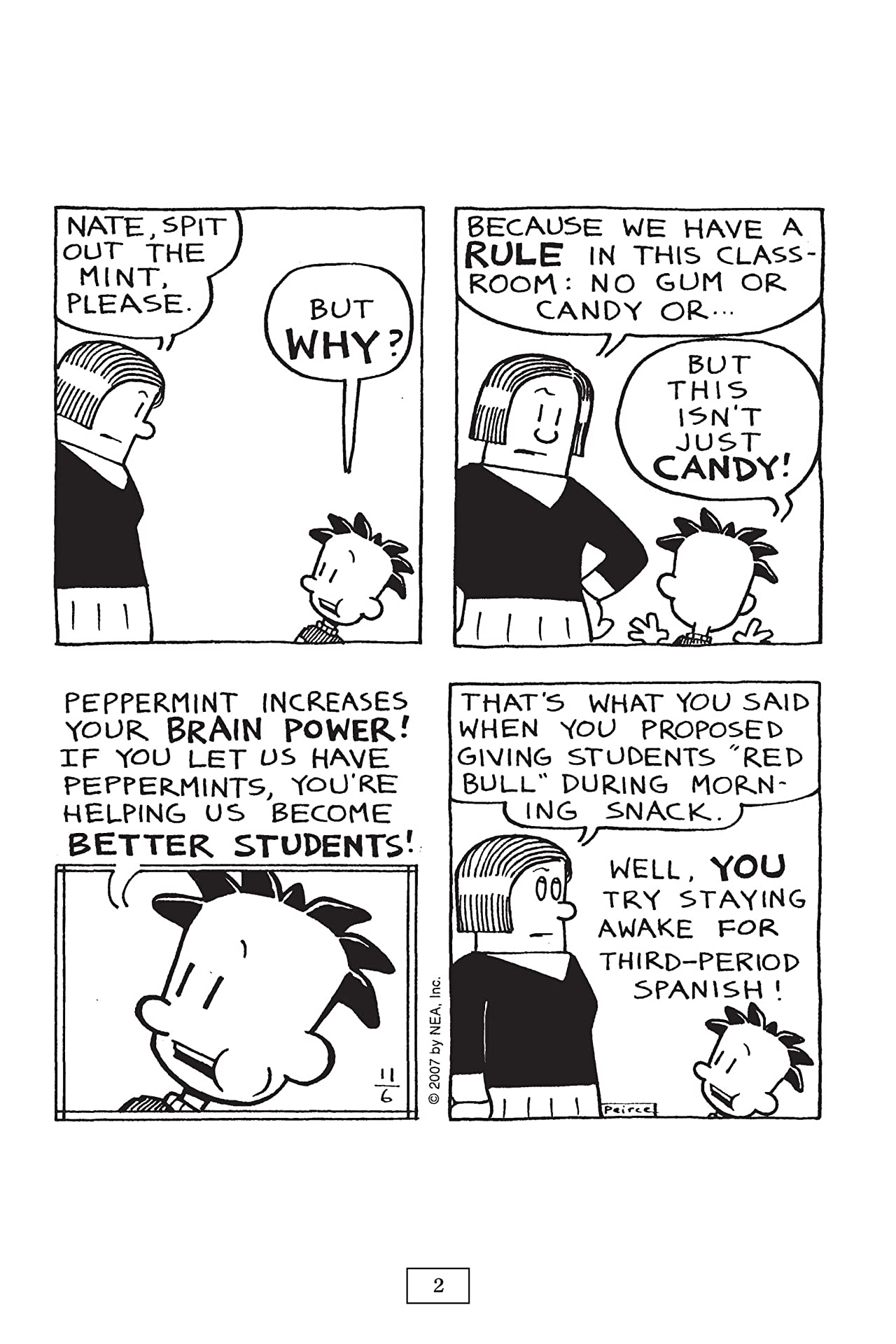 Big Nate Comix Vol. 1: What Could Possibly Go Wrong?