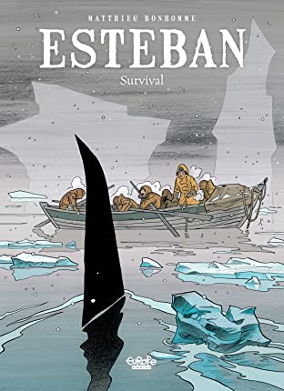 Esteban Tome 3: Survival