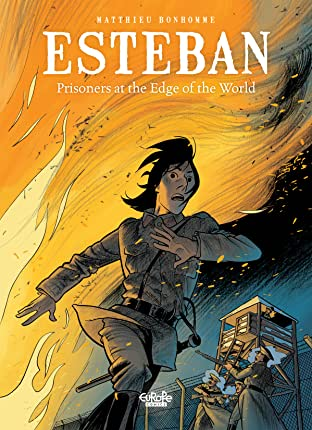 Esteban Tome 4: At the Edge of the World