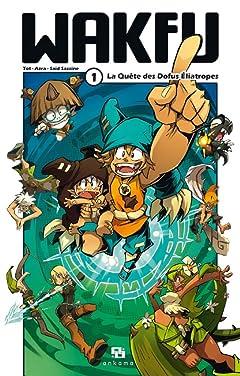 WAKFU Manga Tome 1: La Quête des Dofus Eliatropes