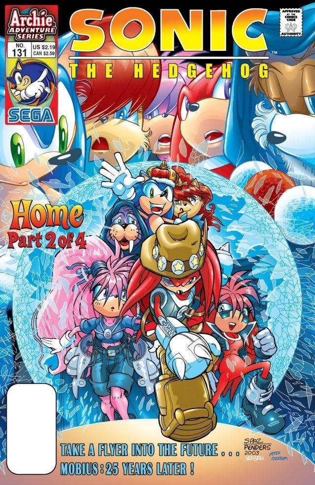 Sonic the Hedgehog #131