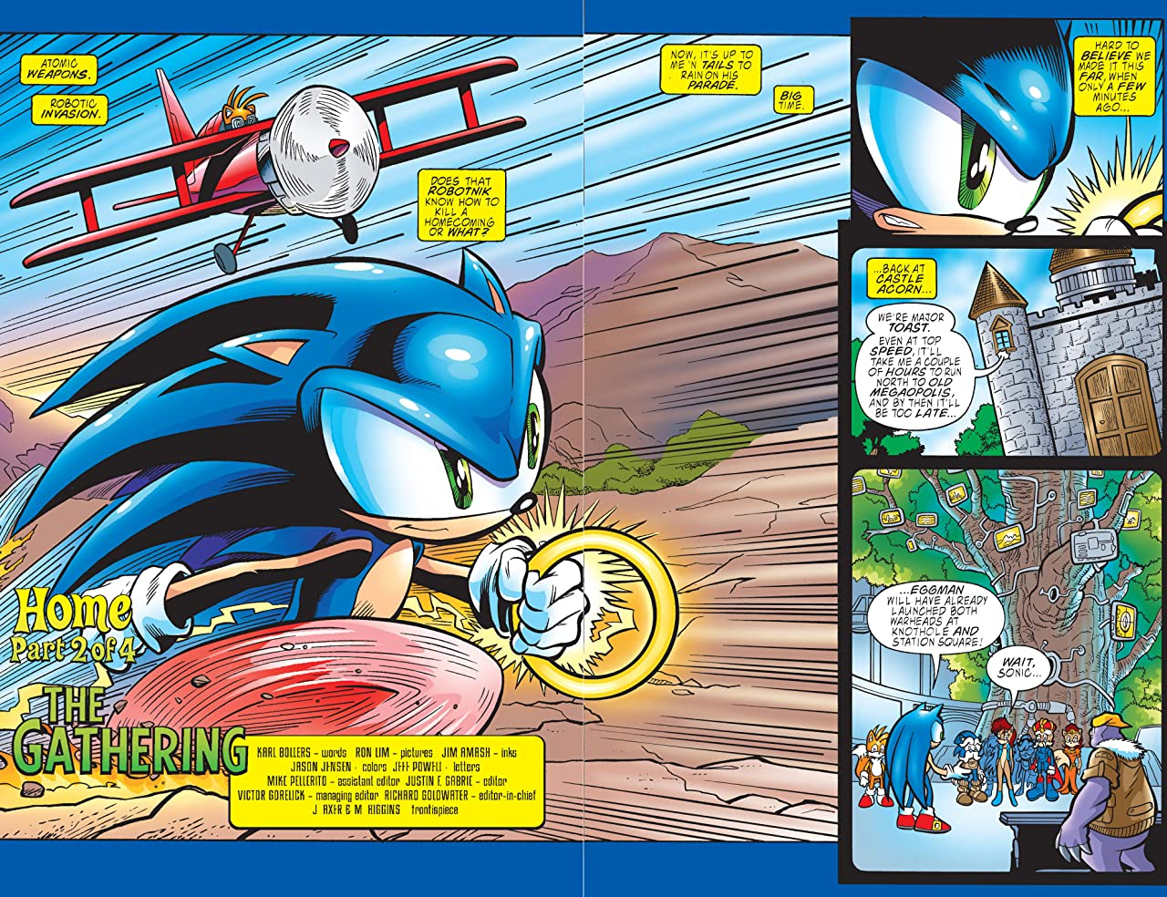 Sonic the Hedgehog #131
