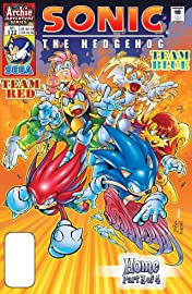 Sonic the Hedgehog #132